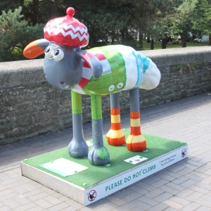 Shaun in the City – 59. Knitwit