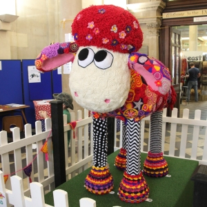 Shaun in the City – 60. Woolly Wonderland