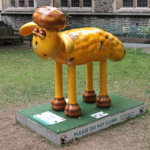 Shaun in the City – 61. Honey