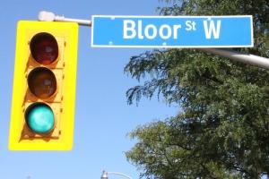 Bloor Street West Lights