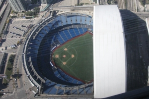 Skydome, now Rogers Centre