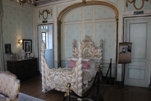 Bed in the Windsor Room
