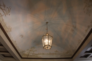Ceiling of the Smoking Room