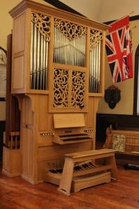 Gabriel Kney Pipe Organ