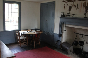 Kitchen in Laura Secord Homestead