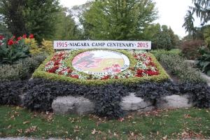 Niagara-on-the-Lake Flower Display