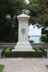 Memorial to Laura Secord at Queenston Heights