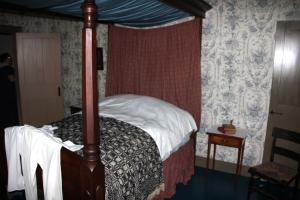 McFarland House Bedroom