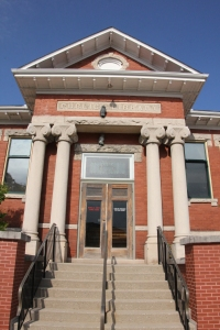 The Port Elgin Library