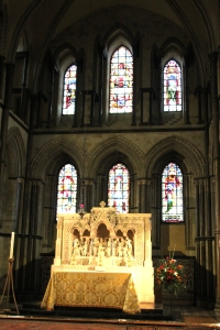 Rochester Cathedral High Altar