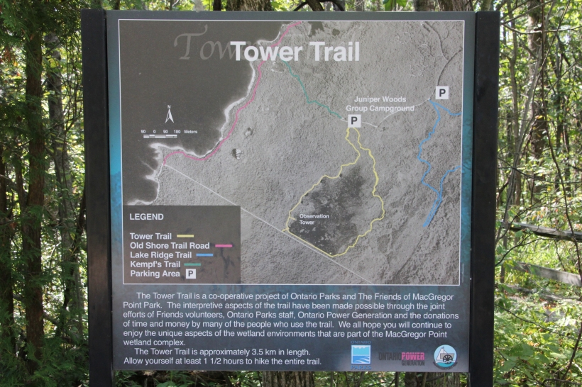 Tower Trail