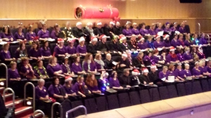 City of Glasgow Chorus at Glasgow Royal Concert Hall