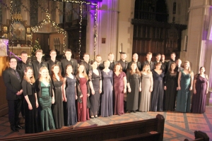 Caledonian Voices at St Mary's
