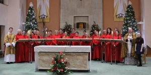 Schola Benedicti at St John's, Barrhead