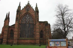 East End of Carlisle Cathedral
