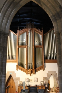 The 1963 Lewis Organ