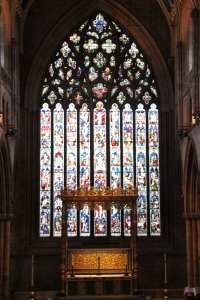 East Window and High Altar