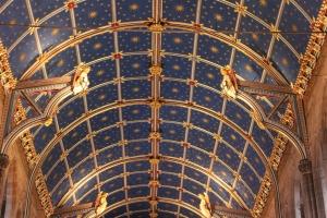 Chancel Ceiling