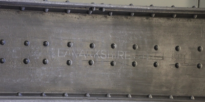 Lanarkshire Steel Company Girder