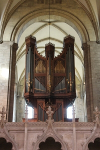 Chichester Cathedral Organ