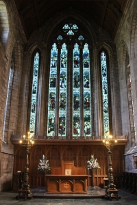 East Window of Dunblane Cathedral