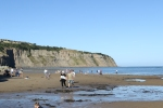 Robin Hood's Bay - at beach level