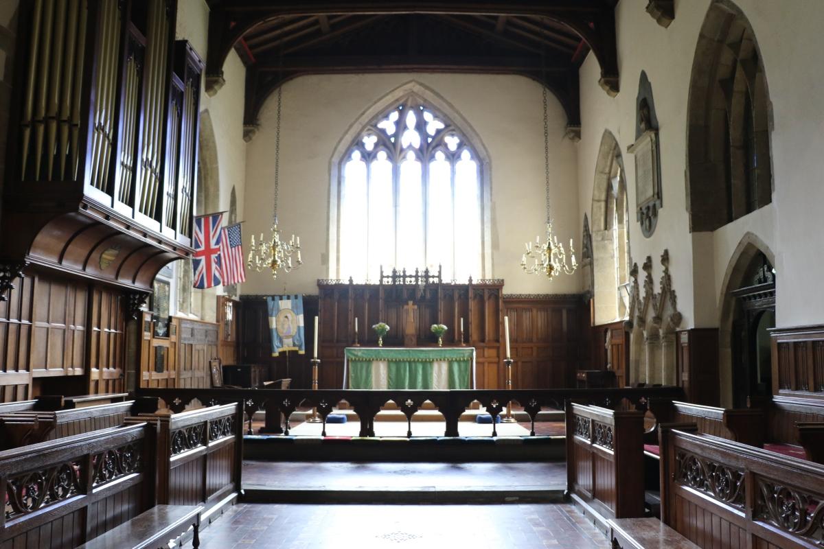 Chancel and High Altar