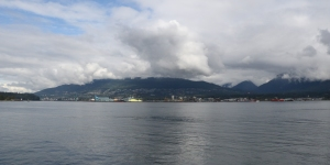 Vancouver Harbour North Shore