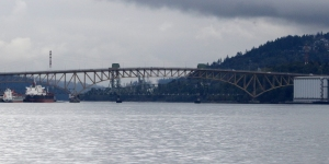 Second Narrows Bridges