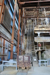 Incline in Mill 3