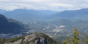 Squamish for the Chief Viewing Platform