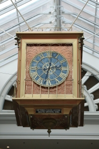Victoria Eaton Centre Clock
