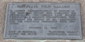 The Peace Tulip Garden