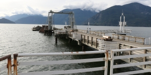Porteau Cove Linkspan
