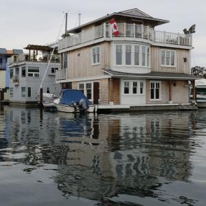 Houseboat at Westbay Marina