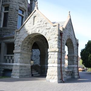 Formal Entrance to Craigdarroch Castle