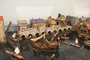 Medieval London Bridge