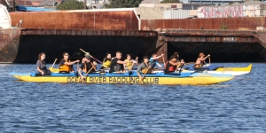 Boats of the Ocean River Paddling Club