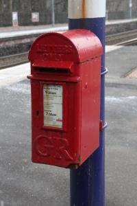 GR (George V) Post Box