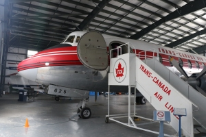 Trans-Canadian Airlines Vickers Viscount CF-THG
