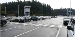 Standby traffic for BC Mainland