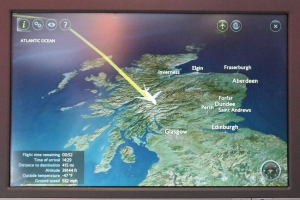 Routing over Scotland