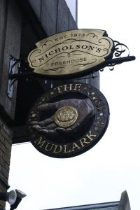 The Mudlark in Montague Street.