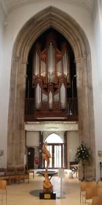 West End Organ