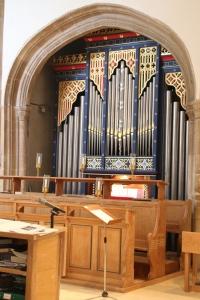 Nave Organ