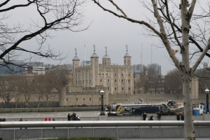 Tower of London from More London