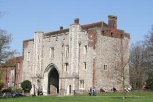 St Albans Abbey Gateway