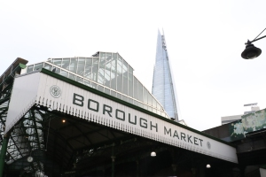 Borough Market and The Shard