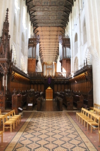 Chancel and Organ