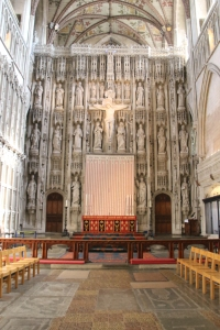 High Altar and Screen
